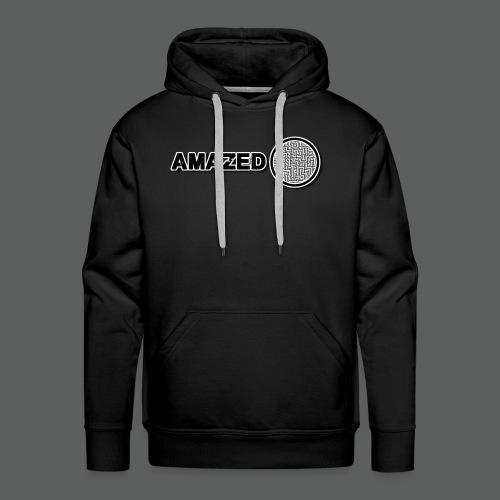 AmazeD Hoodie (men premium hoodie - Men's Premium Hoodie