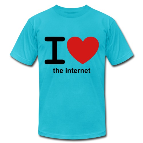internet shirt - Men's Fine Jersey T-Shirt