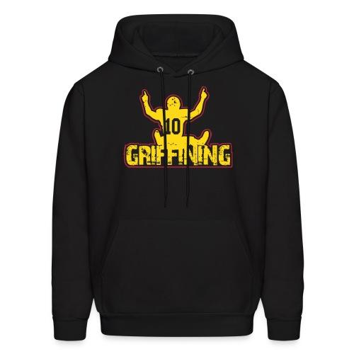 Women's Griffining Shirt on Black V-Neck - Men's Hoodie