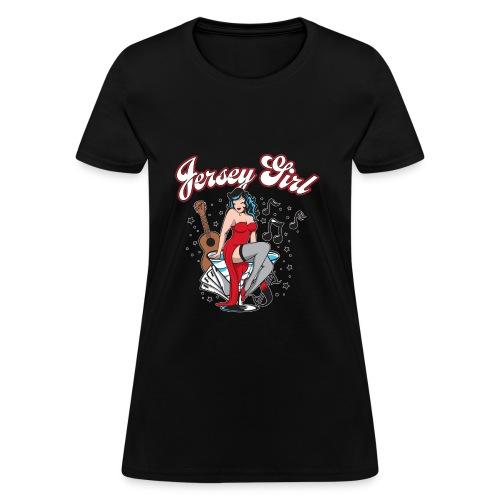 Jersey Girl - Women's T-Shirt