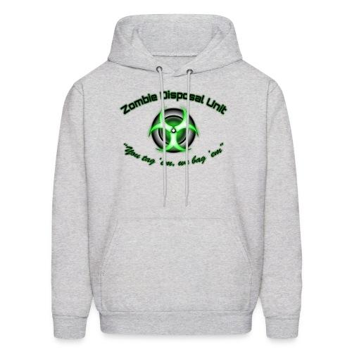 Zombie Disposal Unit - Men's Hoodie
