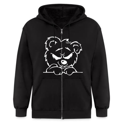 Teddy Bear - Men's Zip Hoodie