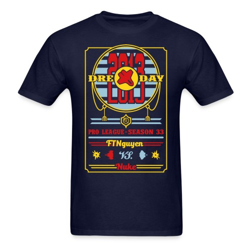 DRE.DAY.V2 - Men's T-Shirt