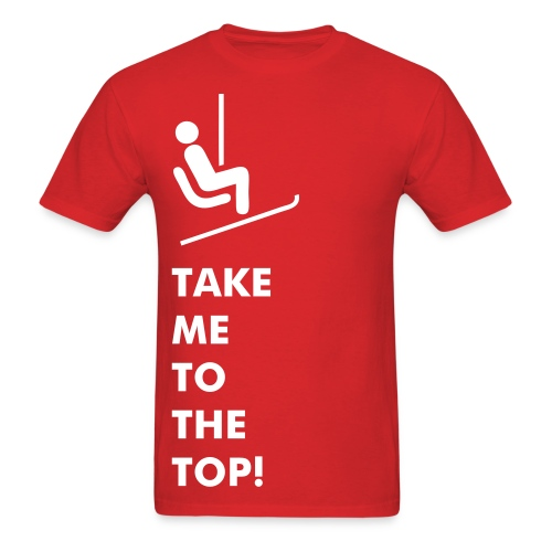 To The Top - Men's T-Shirt