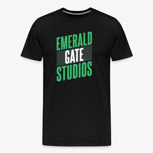 Emerald Gate Studios Action Tshirt - Men's Premium T-Shirt