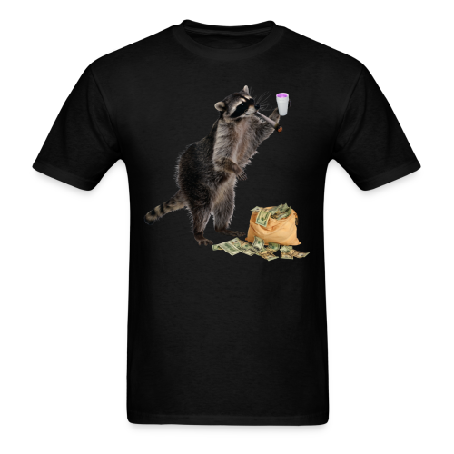 Secure The Bag   - Men's T-Shirt