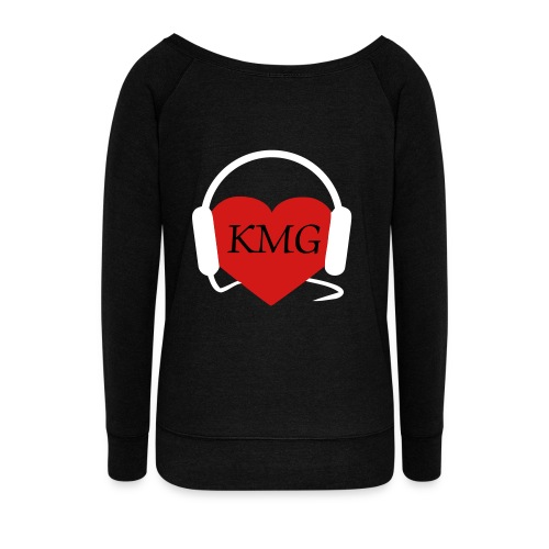 KMG Gear - Women's Wideneck Sweatshirt