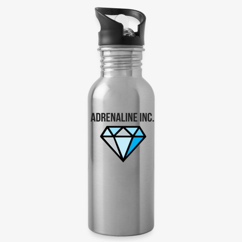 Adrenaline Inc. Water Bottle - Water Bottle