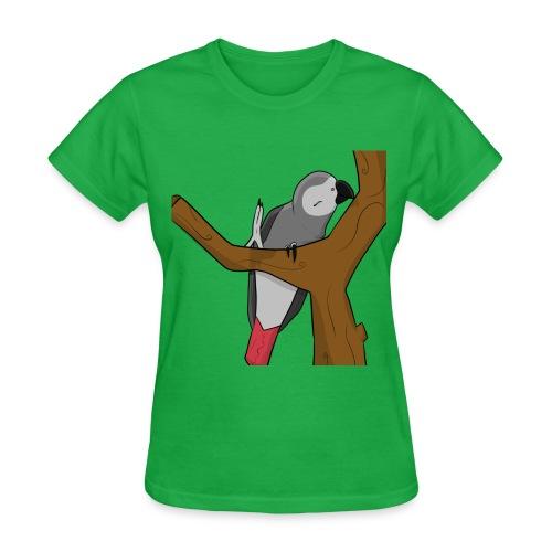 Women's Cocoa waving - Women's T-Shirt
