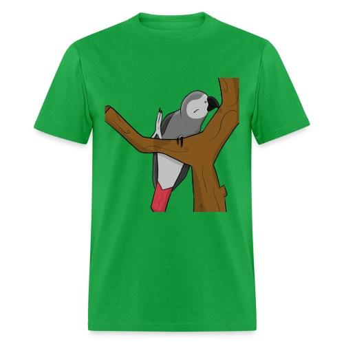 Men's Cocoa Waving - Men's T-Shirt