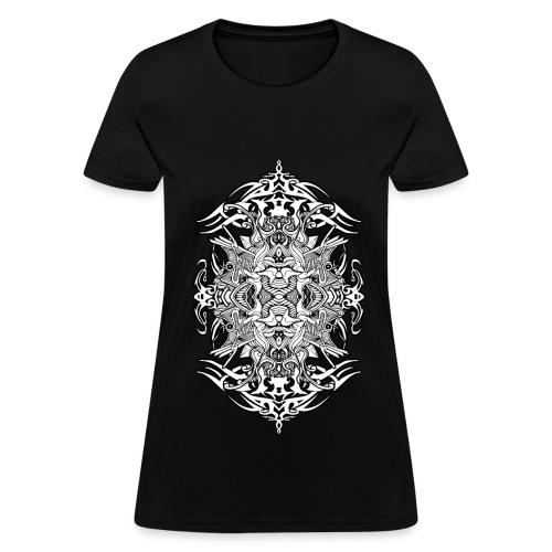 Eternal Voyage 4 - B&W Women's T-Shirt - Women's T-Shirt