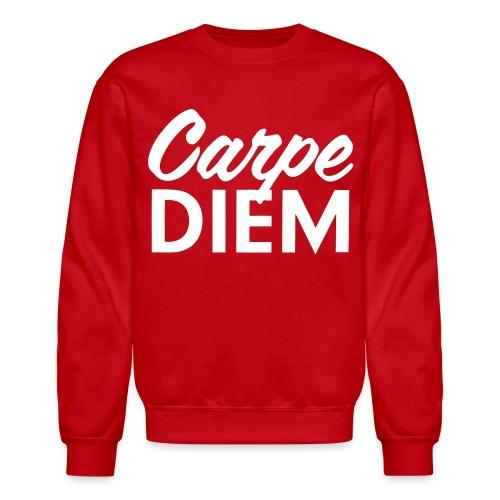 Carpe Diem Crewneck - Crewneck Sweatshirt