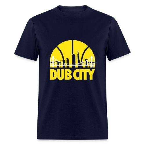 Dub City - Men's T-Shirt