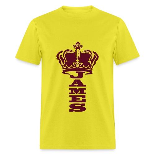 King James  - Men's T-Shirt