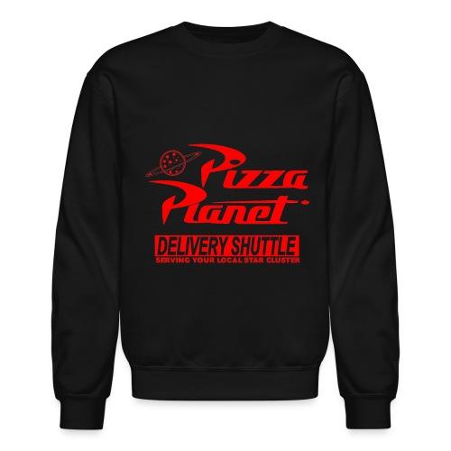 Unisex Sweater Pizza Planet - Crewneck Sweatshirt