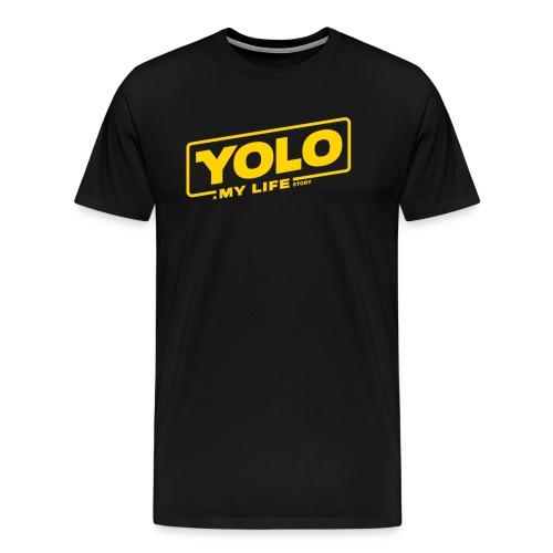 A My Life Story - Men's Premium T-Shirt