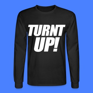 Turnt Up Long Sleeve Shirts - stayflyclothing.com - Men's Long Sleeve T-Shirt