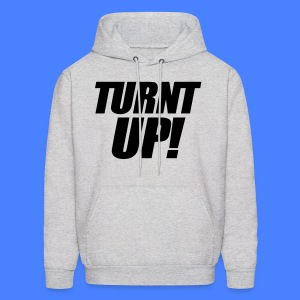 Turnt Up Hoodies - stayflyclothing.com - Men's Hoodie