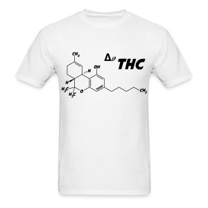 D9-THC T-Shirt Men - Men's T-Shirt