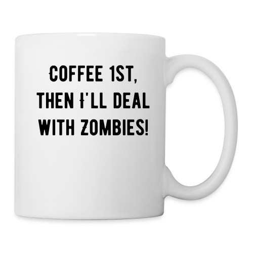 Axis & Allies Zombie Mug - Coffee/Tea Mug