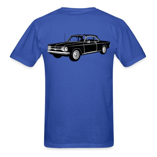 What do you drive? Corvair tee - Men's T-Shirt