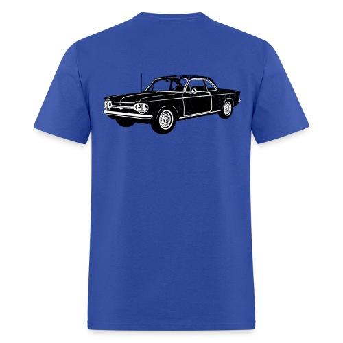 What do you drive? Corvair tee - Men's T-Shirt