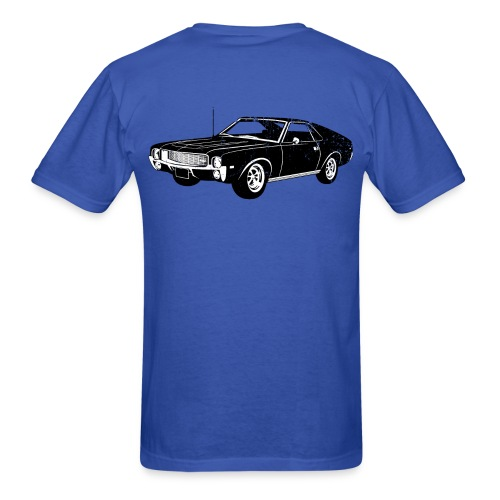 What do you drive? AMC tee - Men's T-Shirt