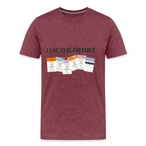 UNISEX Fastpasser - Men's Premium T-Shirt
