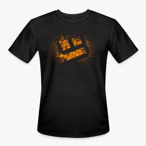 w4stedspace Future Logo Moisture Wicking Shirt - Men's Moisture Wicking Performance T-Shirt