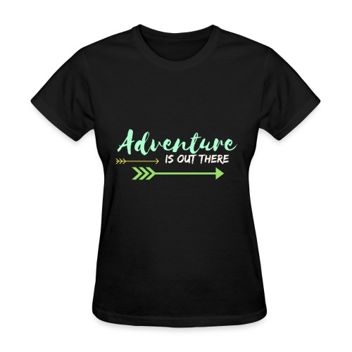 WOMENS Adventure College - Women's T-Shirt
