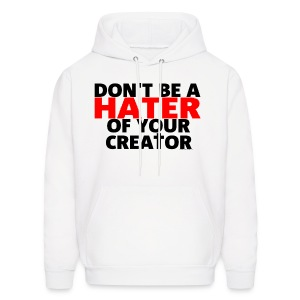Don't Hate - Men's Hoodie