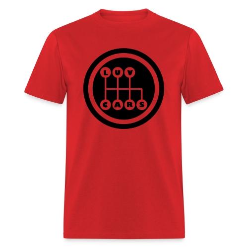 Luv Cars tee - Men's T-Shirt