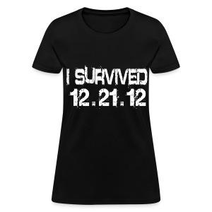2012 Girls T Shirt - Women's T-Shirt