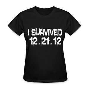 2012 Girls T Shirt - Women's T-Shirt