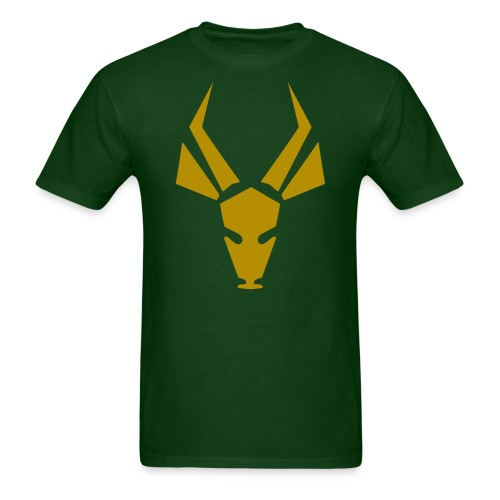 Angry Antelope - Men's T-Shirt