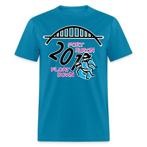 Port Huron Float Down 2018 Shirt - Color - Men's T-Shirt