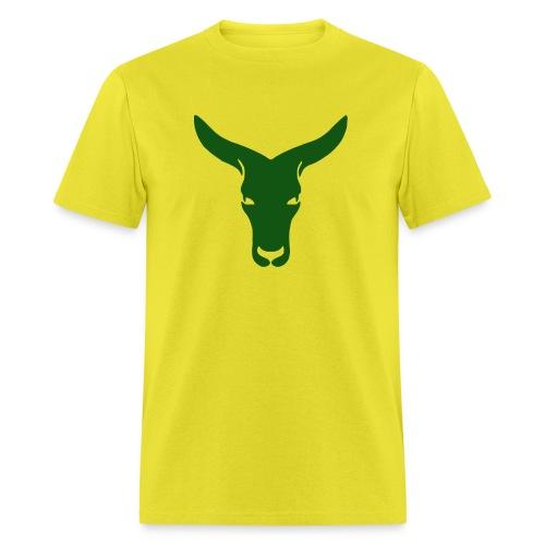 Warring Wallaby - Men's T-Shirt