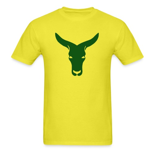 Warring Wallaby - Men's T-Shirt