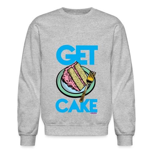 Get Cake - Crewneck Sweatshirt