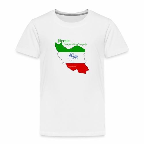 Persia Tshirt - Toddler Premium T-Shirt