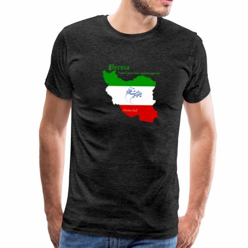 Persia Tshirt - Men's Premium T-Shirt