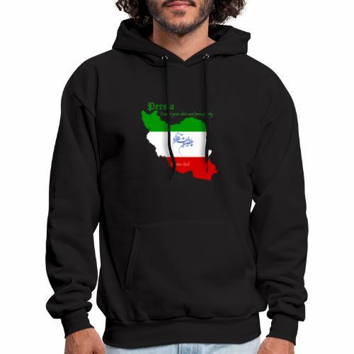 Iran - Men's Hoodie