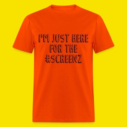Screenz - Men's T-Shirt