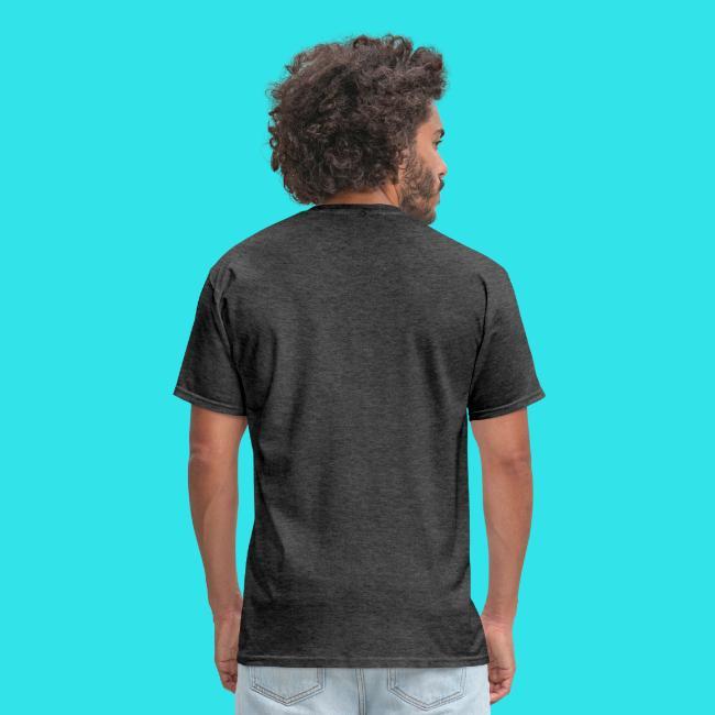 best website 0cfba f48a3 Las Vegas Golden Knights Hockey Men's Heather Black T-Shirt | Men's T-Shirt