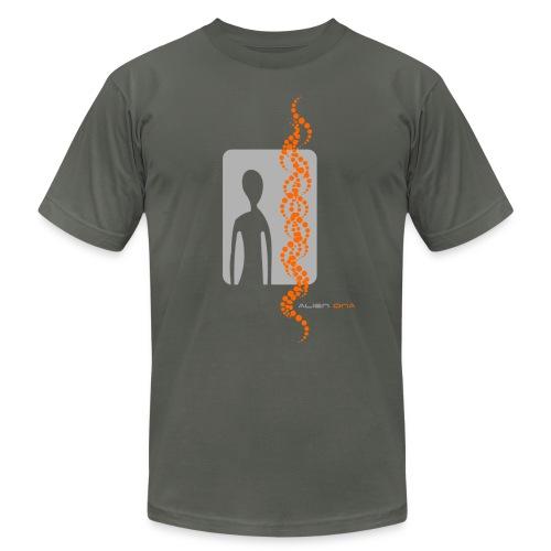 Alien DNA - Men's Fine Jersey T-Shirt