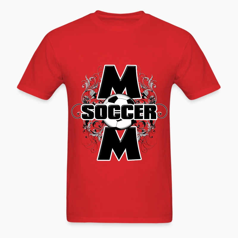 Soccer Mom Cross T Shirt Spreadshirt