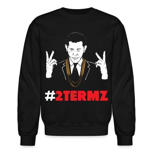 #2TERMZ Crewneck SweatShirt - Crewneck Sweatshirt