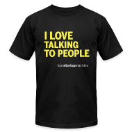 T-Shirts ~ Men's T-Shirt by American Apparel ~ Article 11703163