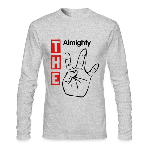 The Almighty WAP  Long Tee - Men's Long Sleeve T-Shirt by Next Level