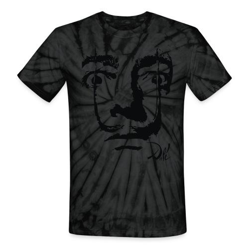 Salvador Dali - Unisex Tie Dye T-Shirt